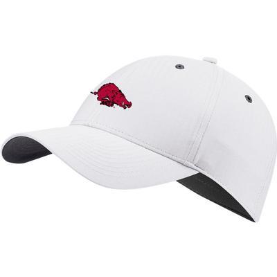 Arkansas Nike Golf Men's Vault L91 Running Hog Tech Adjustable Hat