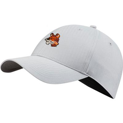 Clemson Nike Golf Men's Vault L91 Tiger Head Tech Adjustable Hat