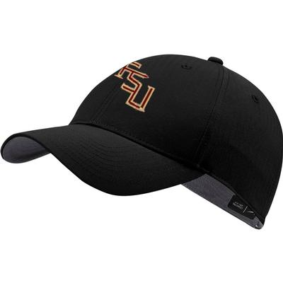Florida State Nike Golf Men's L91 'FSU' Tech Adjustable Hat
