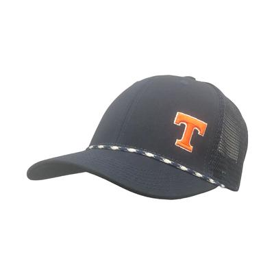 Tennessee Legacy Men's Lo-Pro Left Hit Rope Trucker Adjustable Hat