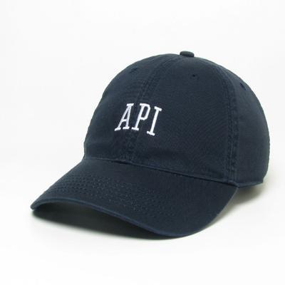Auburn Legacy Vault Men's API Relaxed Twill Adjustable Hat