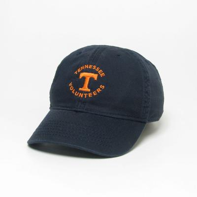 Tennessee Legacy Toddler Arch Tennessee Twill Adjustable Hat