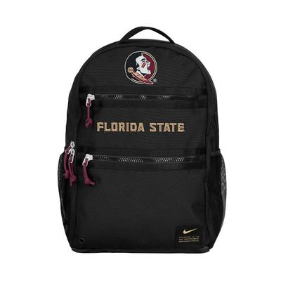 Florida State Nike FSU Heat Backpack