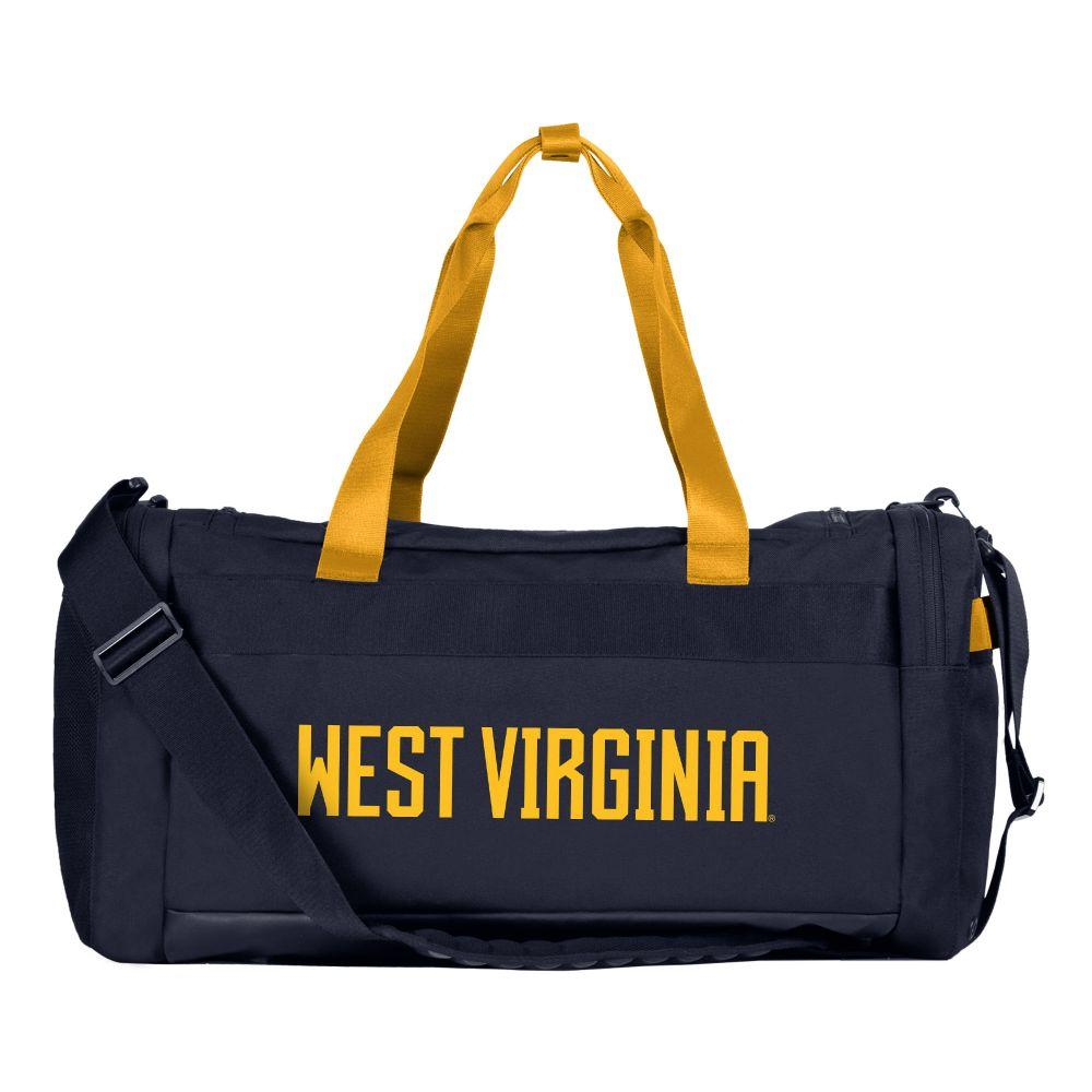 West Virginia Nike Wvu Utility Duffel
