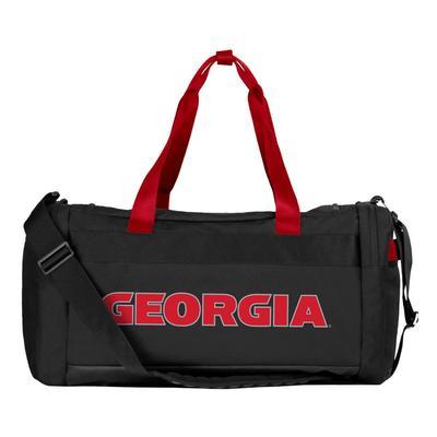 Georgia Nike UGA Utility Duffel