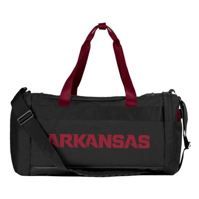 Arkansas Nike ARK Utility Duffel