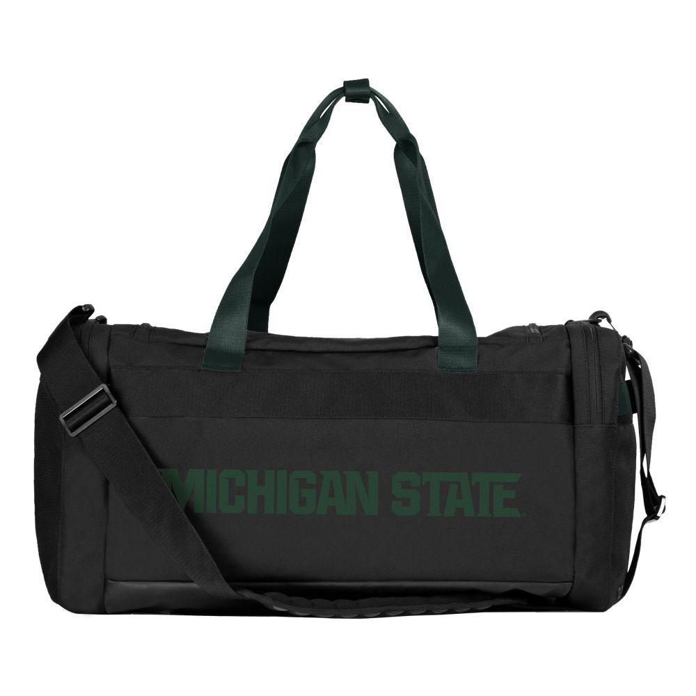 Michigan State Nike Mich State Utility Duffel