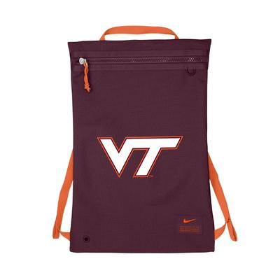Virginia Tech Nike VT Utility Gymsack