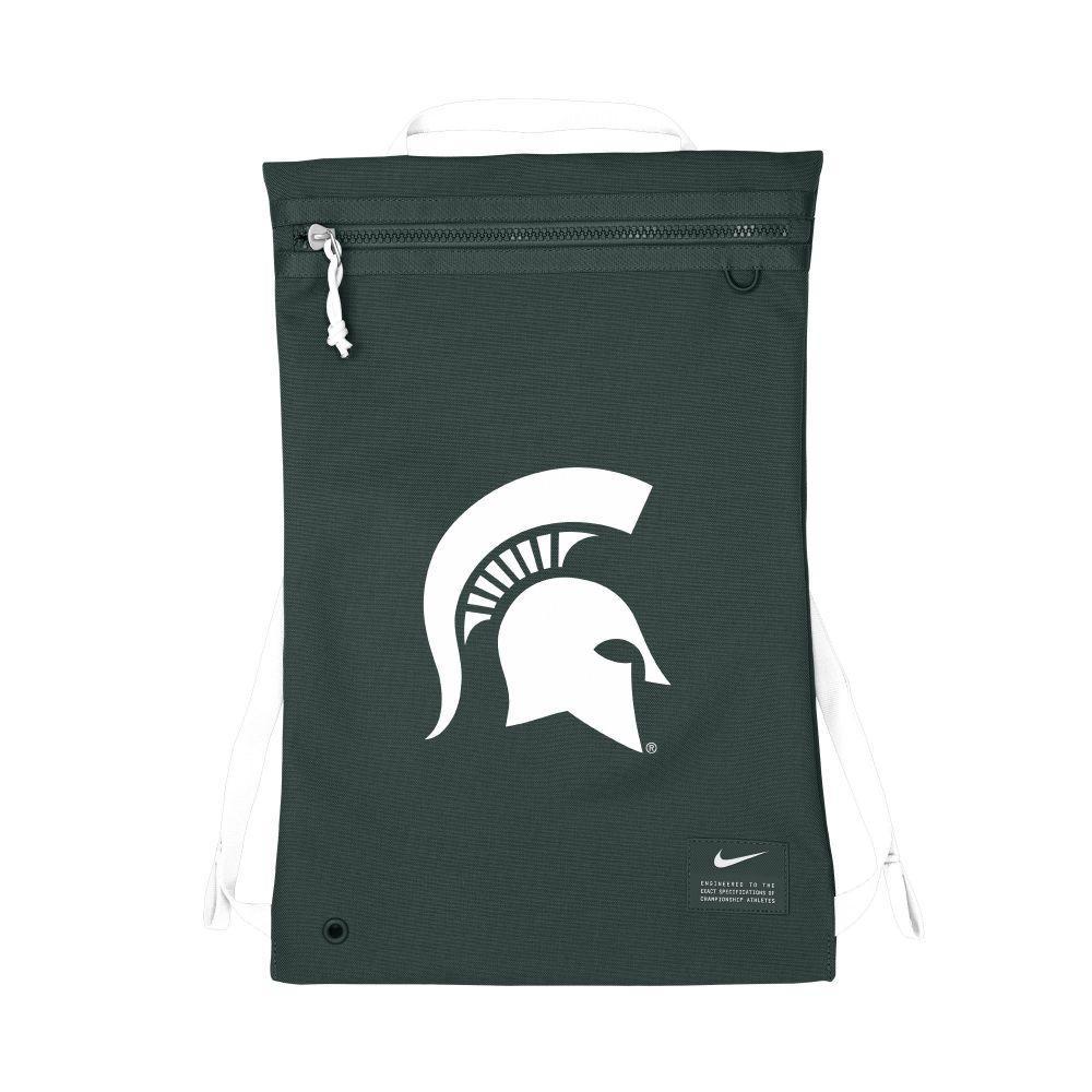 Michigan State Nike Mich State Utility Gymsack
