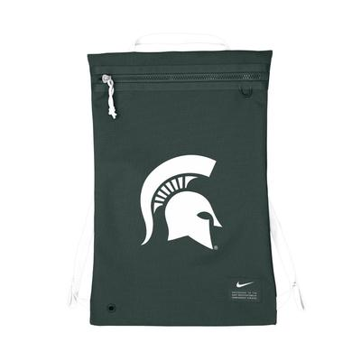Michigan State Nike Mich State Utility Gymsack