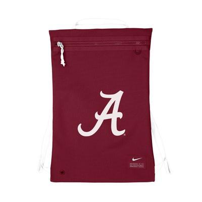 Alabama Nike AL Utility Gymsack