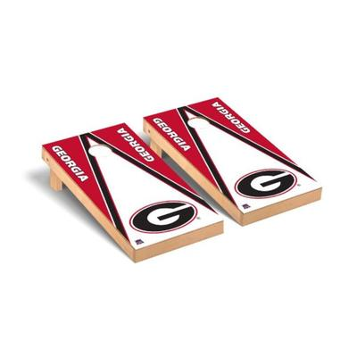 Georgia Triangle Cornhole Set