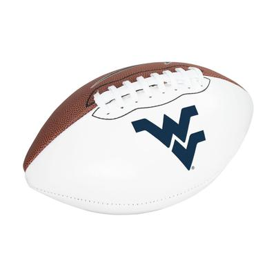 West Virginia Nike Autograph Football