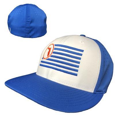 Florida Active Flex Fit Flag Cap