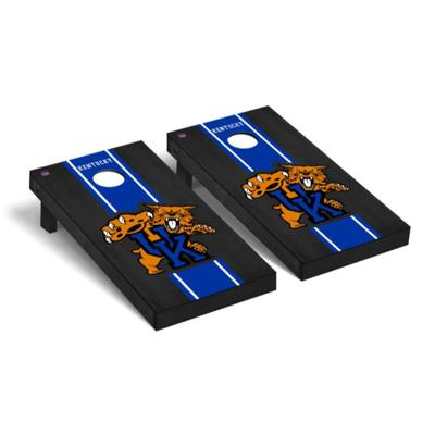 Kentucky UK Wildcat Onyx Cornhole Set