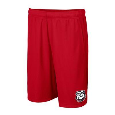 Georgia Nike Youth Hype Shorts