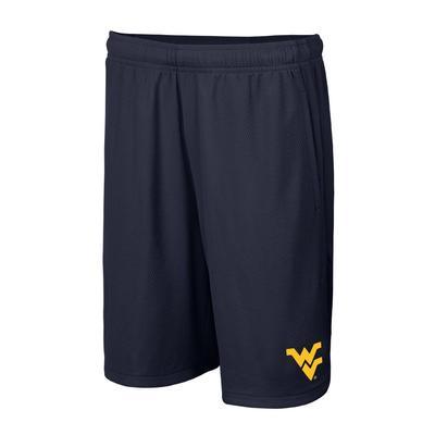 West Virginia Nike Youth Hype Shorts