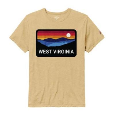 West Virginia League Horizon Short Sleeve Tee