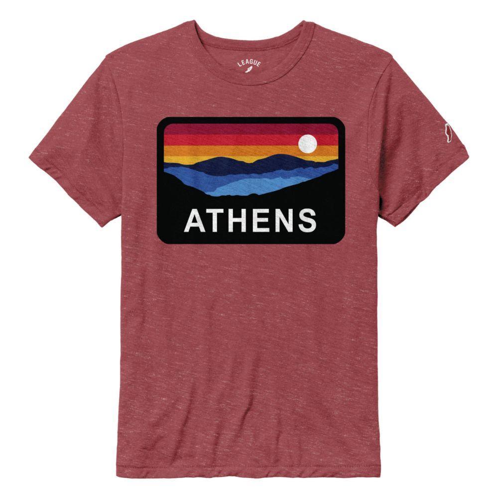 Georgia League Horizon Short Sleeve Tee