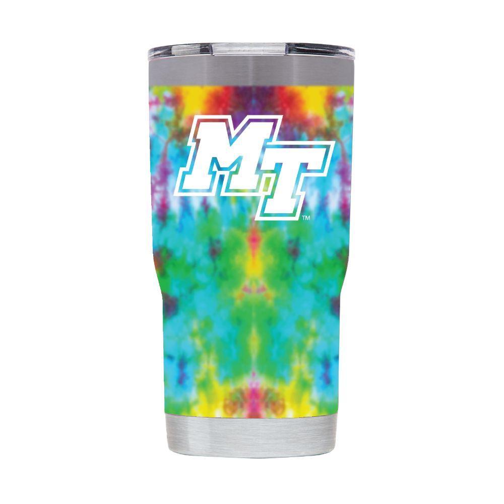 Mtsu 20 Oz Mtsu Tie Dye Tumbler
