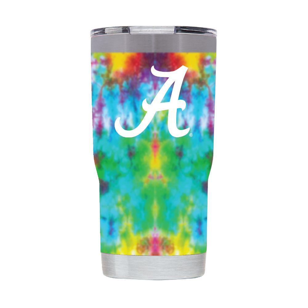 Alabama 20 Oz Alabama Tie Dye Tumbler