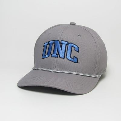 UNC Legacy Men's Mid-Pro Arch Rope Adjustable Hat