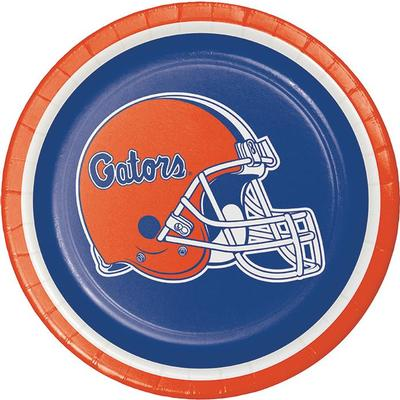 Florida 8 Count Luncheon Paper Plates