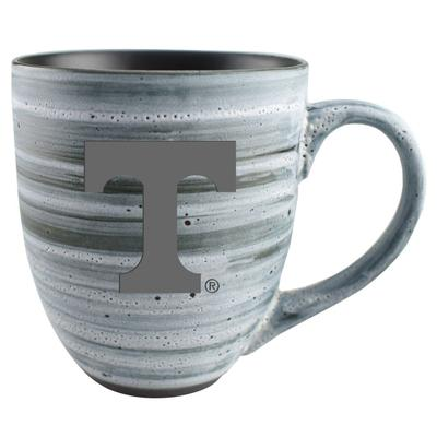 Tennessee LXG 15oz Grey Swirl Ceramic Mug