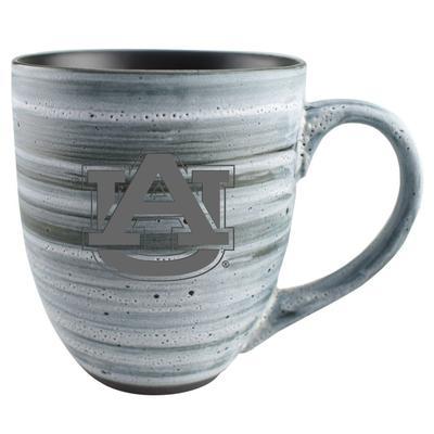 Auburn 15oz Grey Swirl Ceramic Mug
