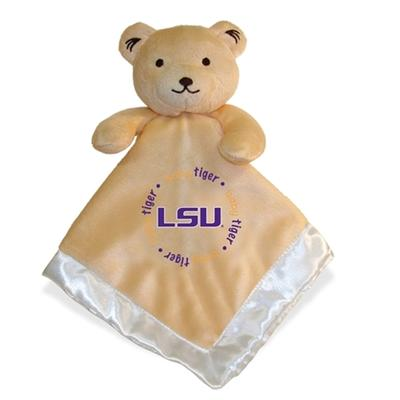 LSU Security Bear Blanket