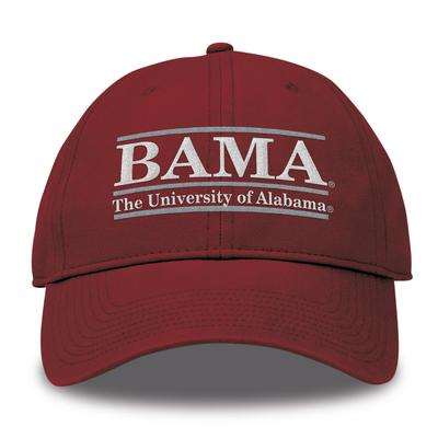 Alabama Relaxed Bar Adjustable Hat