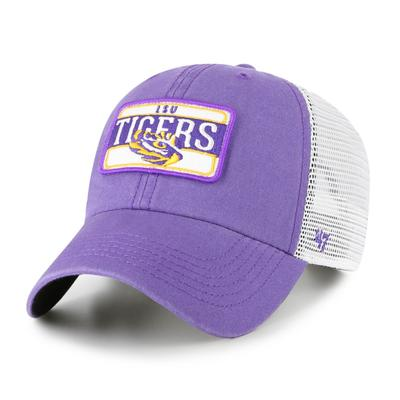 LSU 47' Brand Fluid Clean Up Mesh Hat