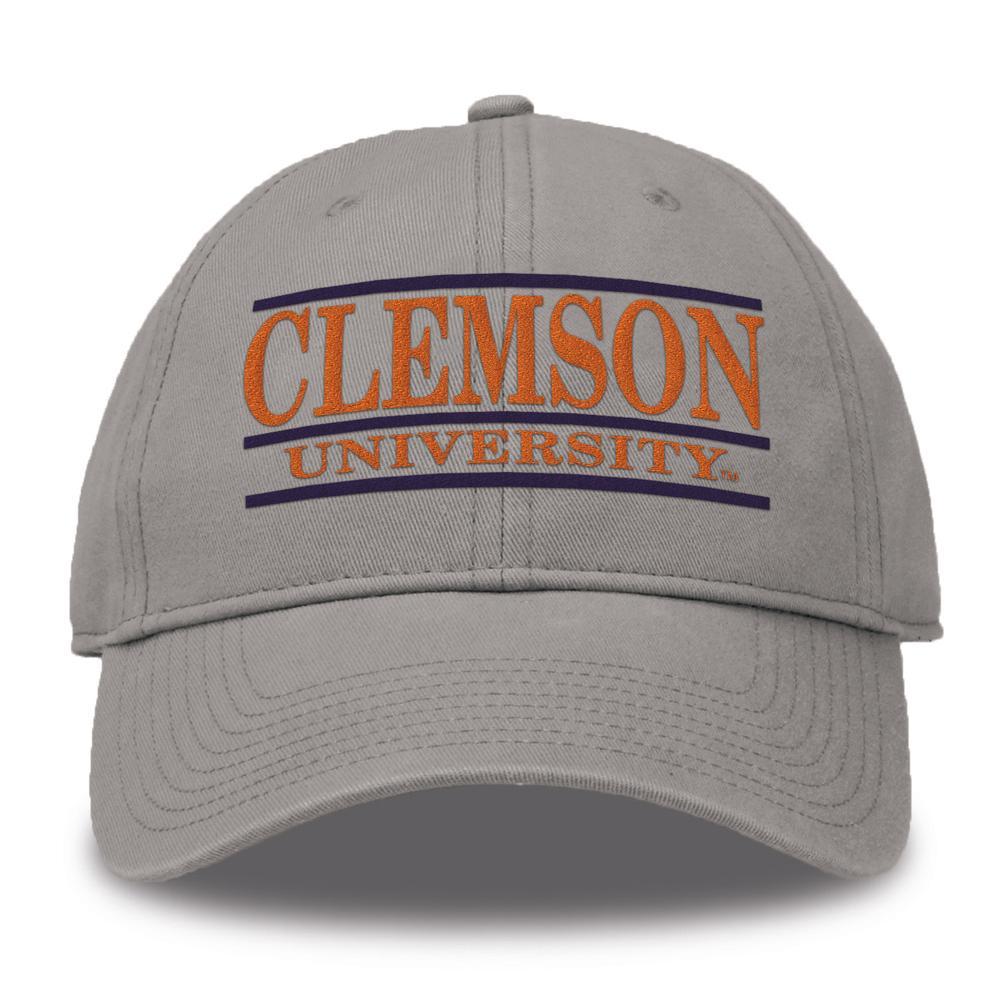 Clemson Adjustable Bar Hat