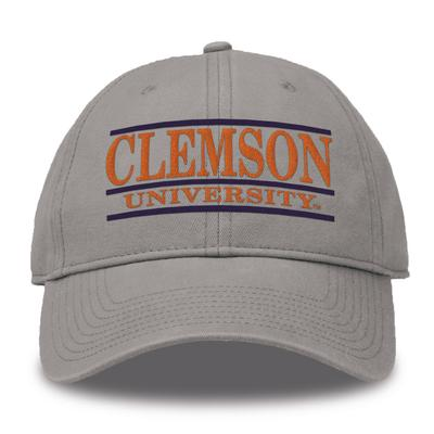 Clemson Adjustable Bar Hat
