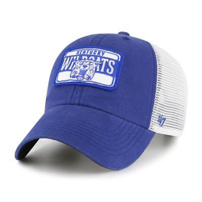 Kentucky 47' Brand Fluid Clean Up Mesh Hat