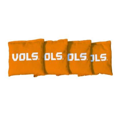 Tennessee Vols Orange Cornhole Bag Set