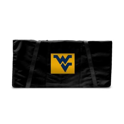 West Virginia Cornhole Board Carry/Storage Case