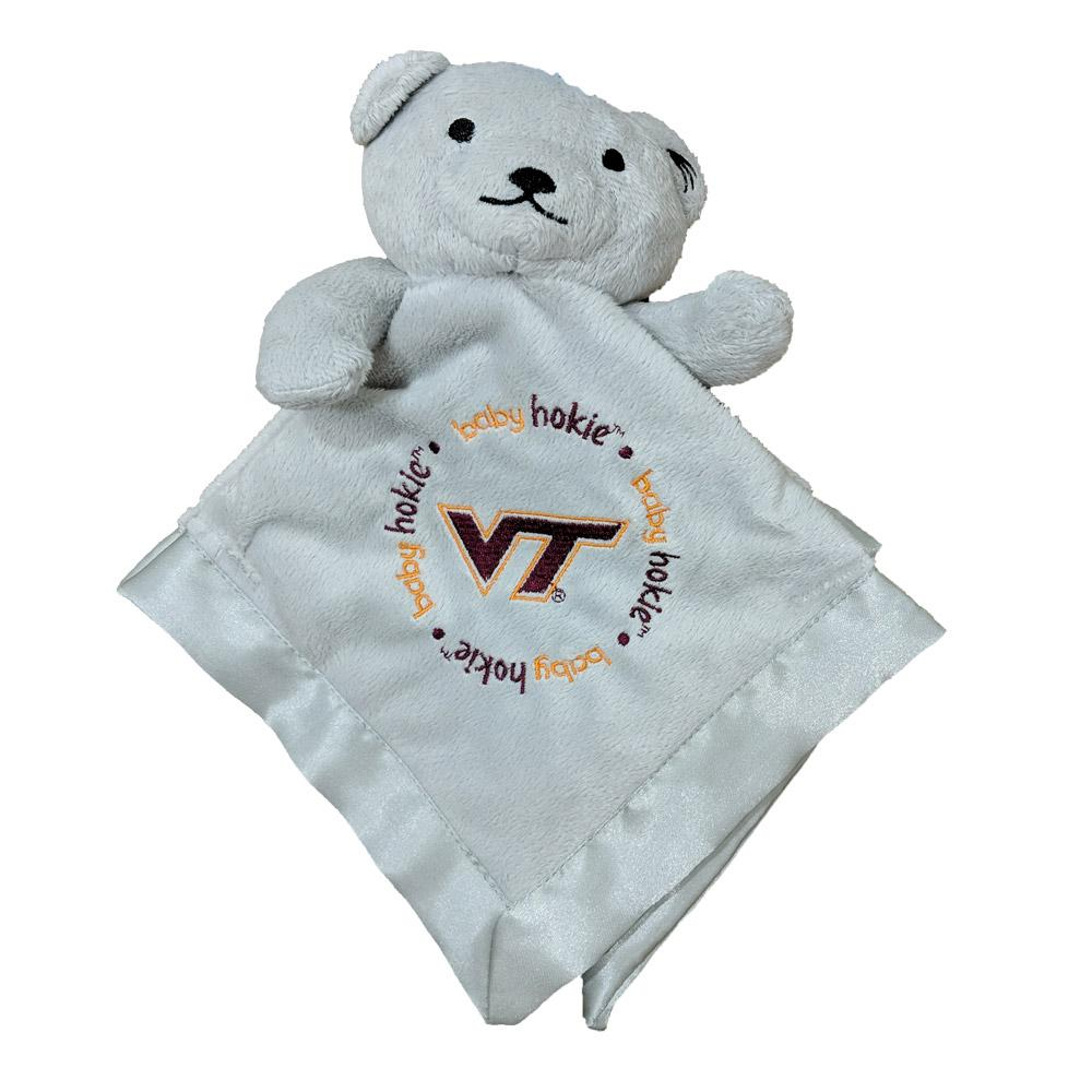 Virginia Tech Security Bear Blanket
