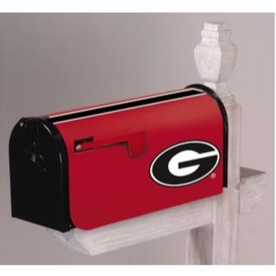 Georgia Applique Mailbox Cover