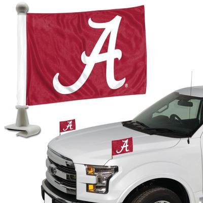 Alabama Ambassador Car Flags