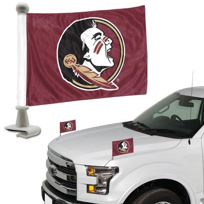 Florida State Ambassador Car Flags