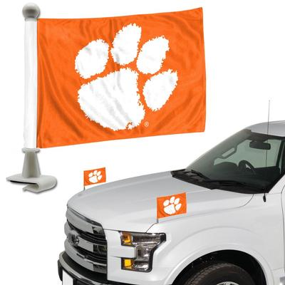 Clemson Ambassador Car Flags