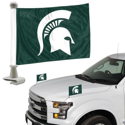 Michigan State Ambassador Car Flags