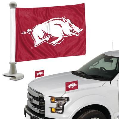 Arkansas Ambassador Car Flags