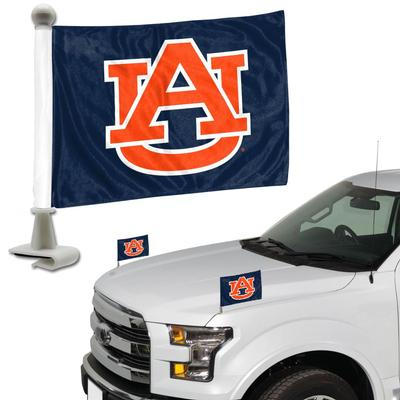 Auburn Ambassador Car Flags