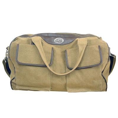 Florida Zep-Pro Waxed Canvas Weekender Travel Bag
