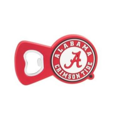 Alabama Magnetic PVC Bottle Opener