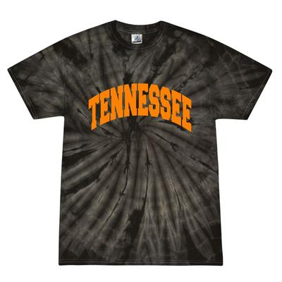 Tennessee Men's Tie Dye Short Sleeve Tee