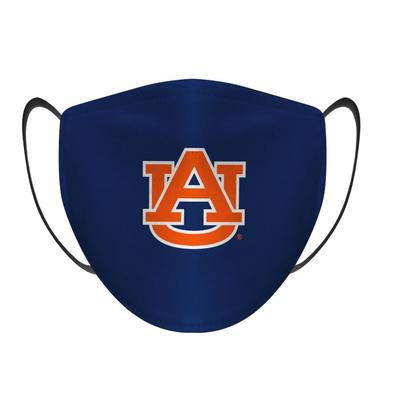 Auburn Rock Em Logo Face Mask
