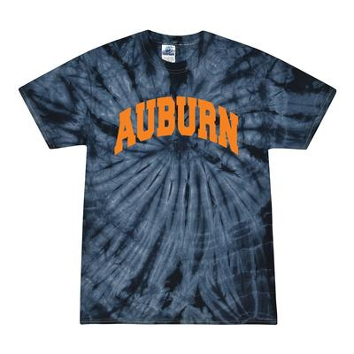 Auburn Men's Tie Dye Short Sleeve Tee